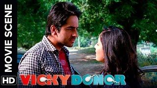Yami Gautam wants to marry Ayushmann | Vicky Donor | Movie Scene