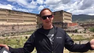 INSIDE OAXACA'S ZAPOTEC RUINS - MITLA