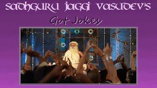 Sadhguru Jaggi Vasudev Comedy Compilation