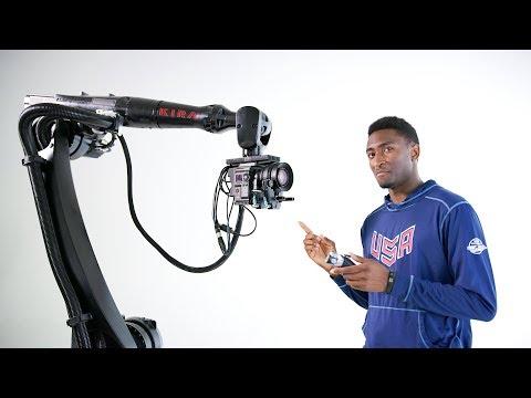 Dope Tech Camera Robots