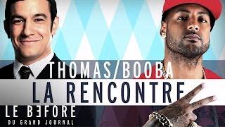 Booba - Thomas Thouroude : La Rencontre