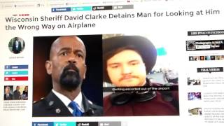 Milwaukee County Residents Get Rid Of David Clarke Jr