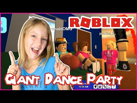 watch Dance Party with Ronald and Friends / Roblox RoCitizens