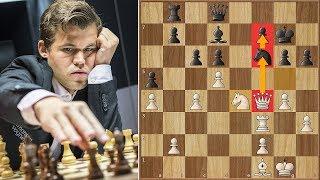 Monster of Norway   Carlsen vs Aronian   Norway Championship 2018   Round 3