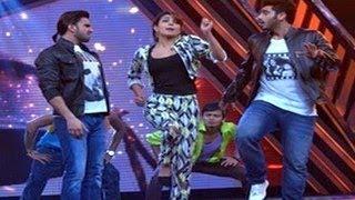 Priyanka Chopra, Ranveer Singh & Arjun Kapoor on Boogie Woogie 15th February 2014 episode