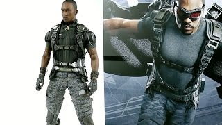 Hot Toys Falcon Captain America: The Winter Soldier Sixth Scale Figure
