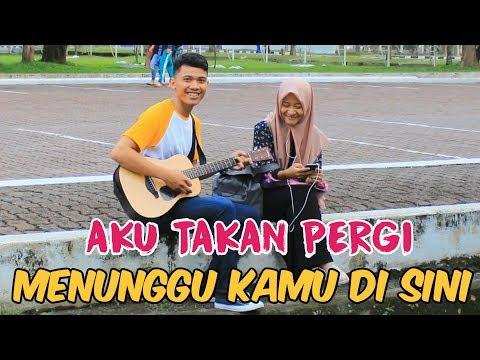 Download SITUASI SEKARANG BIKIN  BAPER - MENUNGGU KAMU ( COVER - ANJI ) free