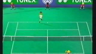 PS1 Demo Disc - Anna Kournikova's Smash Court Tennis