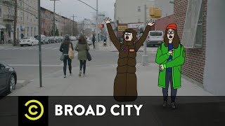 Behind Broad City - Mushrooms