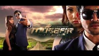 Musafir Title Track   Towfique & Fahad   Full Audio   Arifin Shuvoo   Marjan Jenifa   2015 1280x720