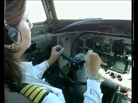 First Pakistani Women Pilots (PIA)