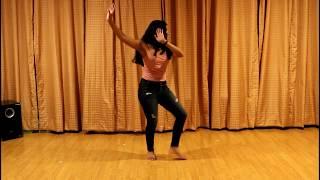 Cham Cham Cham Dance Choreography - Part 2