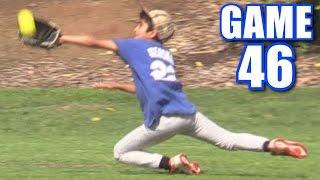 PLAY OF THE YEAR! | On-Season Softball Series | Game 46
