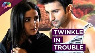 Trouble time for Twinkle on Tashan-e-ishq