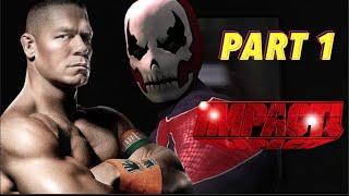John Cena in TNA!!! - Part 1