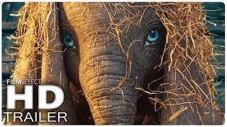 DUMBO Trailer (German Deutsch) 2019
