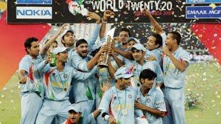India vs Pakistan 2007 ICC World Twenty20 final HIGHLIGHTS 720p HD Part 2