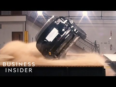 Xxx Mp4 Why Tesla S Model X Was The First SUV To Receive A Perfect Crash Test Rating 3gp Sex