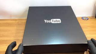 درع المئة الف الجديد (لم تره من قبل)!!!...Smart lighting for YouTube Silver Play Button