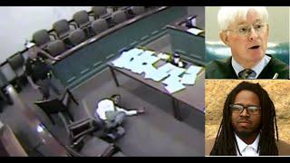 Judge Orders Deputy to Stun Defendant [CAUGHT ON TAPE]