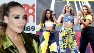 Perrie Edwards RUSHED to the Hospital, Little Mix Continues Performance without Her