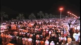 تلاوة من صلاة القيام ليلة 27 رمضان 1433 (1/5) - الشيخ صلاح بوخاطر