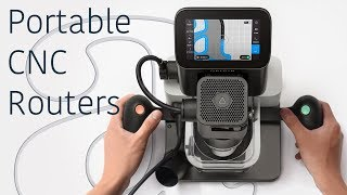 Portable CNC Machines for your creative work