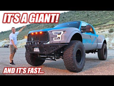 Xxx Mp4 Meet The F 350 MEGA RAPTOR Caution Puts All Other Ford Raptors To Shame 3gp Sex