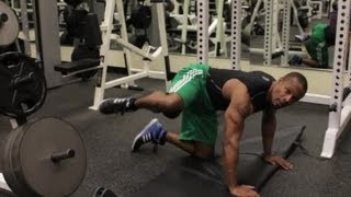 Side Leg Lifts for Bigger Hips : Fitness & Exercise Tips