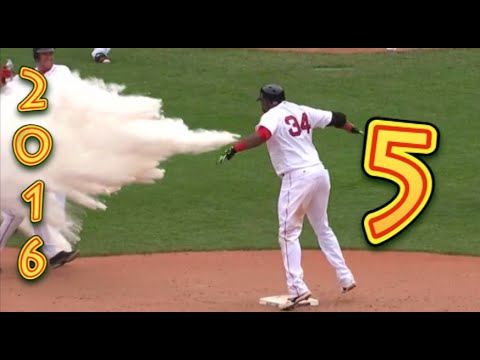Funny Baseball Bloopers of 2016 Volume Five