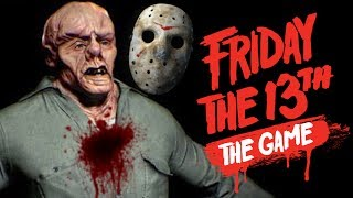 HOW TO KILL JASON! | Friday The 13th: The Game