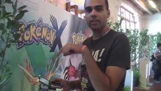 Pokémon X e Y - Dario Moccia prova la demo