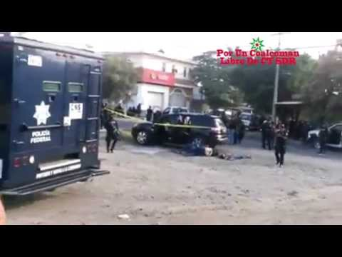 Videos del Enfrentamiento en Apatzingan
