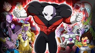 Warum Jiren PERFEKT für Dragonball Super ist