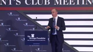 Daniel Hannan on Learning from the Brexit Victory | The Heritage Foundation
