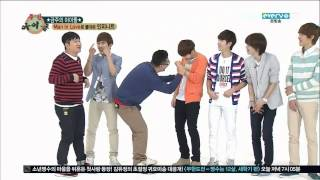 [ENG SUB] 130501 Infinite - Weekly Idol (1)