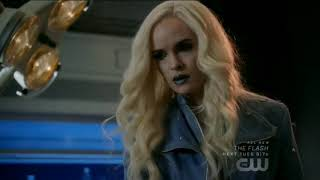 The Flash 3x05 Killer frost & Iris/ Dibny gets in bar fight