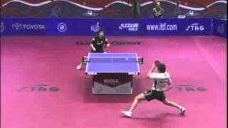 Tribute to Timo Boll