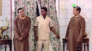 Nasir Chinyoti and Zafri Khan New Pakistani Stage Drama Full Comedy Funny Clip
