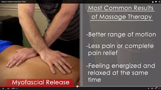 Balance Orlando -- Advanced Massage Therapies