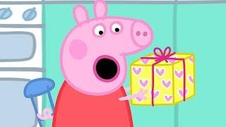 Peppa Pig po Polsku najlepsze odcinki - Peppa przyjecie urodzinowe -  Świnka Peppa