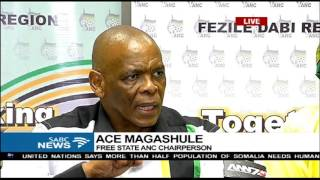 Dlamini Zuma is capable of leading the ANC: Magashule