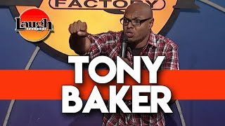 Life With Lanterns   Tony Baker   Stand-Up Comedy