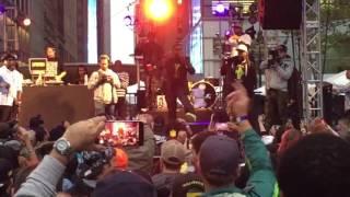 Big Daddy Kane & Black Thougth Perform