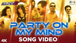 Party On My Mind - Video Song | Race 2 I Saif, Deepika Padukone, John Abraham, Jacqueline