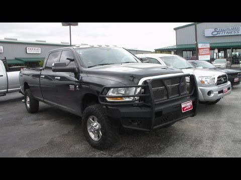 2011 (Dodge) Ram 3500 SLT Cummins Review
