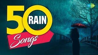 Top 50 Rain Songs | সেরা ৫০ বর্ষার গান | HD Songs | One Stop Jukebox