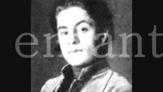 Khalil Gibran - Des Enfants - Le Prophète