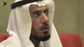 المشهد الأخير شيخ محمد العوضي مشهد جميل من سواعد الاخاء