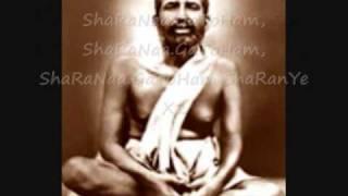Sri Ramakrishna Sharanam Arti Song